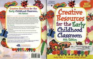 """book """"Creative Resources for the Early Childhood Classroom"""" Kitchener / Waterloo Kitchener Area image 1"""