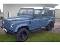Land Rover defender project wanted