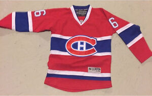 Montreal Canadiens PK Subban jersey kids s/m