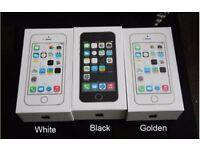 APPLE IPHONE 5s UNLOCKED BRAND NEW CONDITION BOX ACCESSORIES & warrantyy
