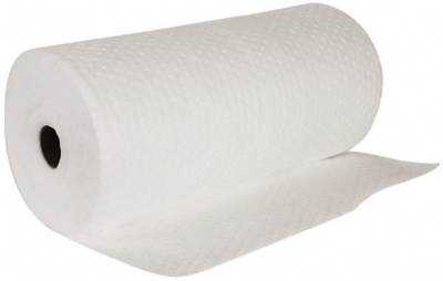 PRO-SAFE Oil Only, 48 Gallon Package Capacity Sorbent Roll 150 Ft. Long x 30 ...