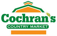 Fresh Meat packager and merchandiser