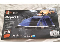 Hi gear tent 5person