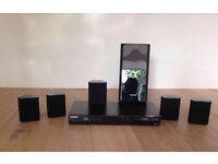 HT-F4500 5 Speaker Networking 3D Blu-ray & DVD Home Theatre System HT-F4500