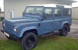 Land Rover Defender Wanted!