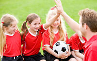 Youth Sports Coach/Recreation Aide Available