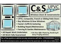 Windows Doors Conservatories & Property maintenance
