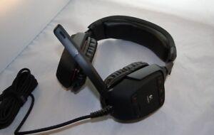 Logitech G35 headset