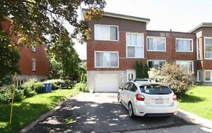 Beautiful area near Cote St Luc SHORT LONG TERM FURNISHED OR NOT