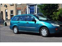 Ford Focus Estate. Immaculate condition inside and out.