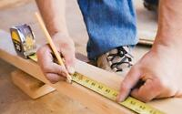 *****Quality carpentry work at affordable prices*****