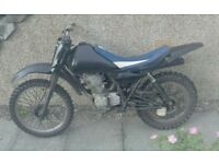 Dirt Bike 125cc 4 stroke