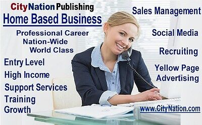 Home Based Business Opportunity B2b Advertising Get 3 Biz Usa Only