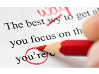 Proofreading - Theses/Dissertations/Essays/Coursework/Proposals – Fast and Afforable
