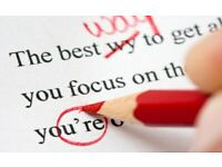 Proofreading – Theses/Dissertations/Essays/Coursework/Proposals – Fast and Affordable
