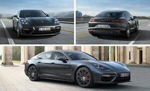 2017 Porsche Panamera 4S Sedan Paying 10-20k over listing price!