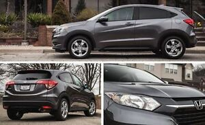 Looking For  HONDA HR-V SUV 2015 or 2016