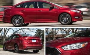 2015 Ford Focus *winter tires included*