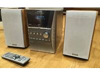 Panasonic SA-PM31 CD, Cassette and MP3 player System