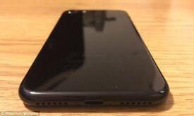 IPhone 128gb jet black - 2month old (unlocked)