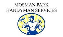 Mosman park handyman services Bicton Melville Area Preview