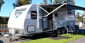 "Bunk Van Winnebago ""Minnie"" 24ft like new Frenchs Forest Warringah Area Preview"