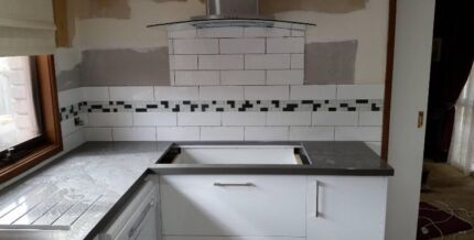 Cheap tiler (splash back kitchen /laundry. )