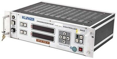 Klinger Scientific Mc2 Labindustrial 2-axis Programmable Motor Controller 2
