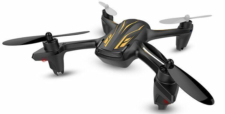 Hubsan Drone Quadricottero X4 H107P
