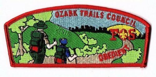 Boy Scout Ozark Trails Council 2004 Obedient Friends of Scouting FOS CSP/SAP