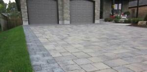HOC PROFESSIONAL INTERLOCKING STONE CONCRETE WORK + WARRANTY + FREE ESTIMATE
