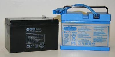 Peg Perego 12 Volt Replacement Battery for Gator - Polaris - Gaucho - Hummer (Peg Perego Gator)