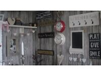 I AM LOOKING TO BUY JOB LOTS OF SHABBY CHIC STOCK