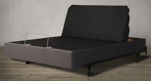 "SEALY ""UP"" QUEEN SIZE MOTORIZED BOX SPRING"