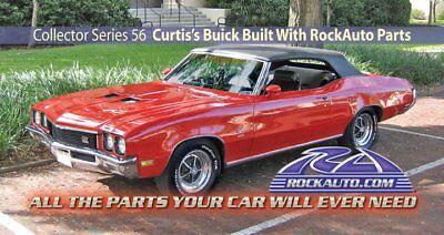 Rockauto Collector Car Magnet  56 Buick