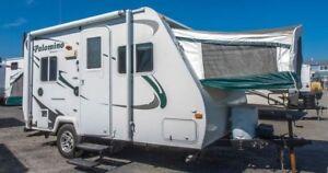 2010 Palomino S17 Hybrid Camper