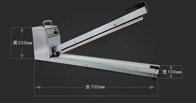 Fs-500 H Desktop Hand Pressure Heat Sealing Machine Packer