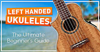 Looking for Left-Handed Ukulele Lessons