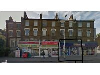 Small Shop to let on busy road in Clapham