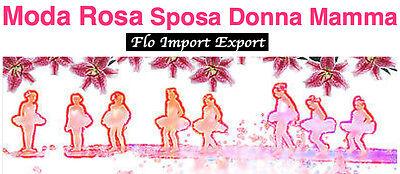 MODA ROSA Sposa Donna Mamma