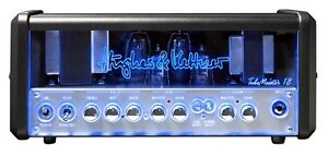 Hughes and Kettner tubemeister 18 and cab