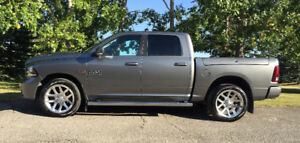 2013 Dodge Power Ram 1500 Sport Crewcab