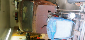 39 Chevy ratrod near complete project
