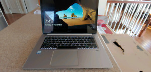 Acer swift 3 and hp elitebook 8540w