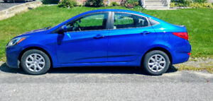 2014 Hyundai Accent w/ * Heated Seats* & * Bluetooth*