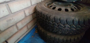 1998 toyota corolla winter tires for sale