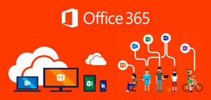 Full Office 365 Suite with 1TB (1000MB) of storage in the cloud