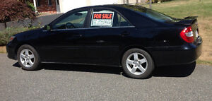 2003 Toyota Camry Low Km-Great deal!