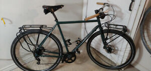 Deluxe Commuter/Touring