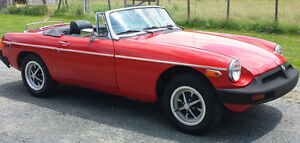 1976 MGB For Sale